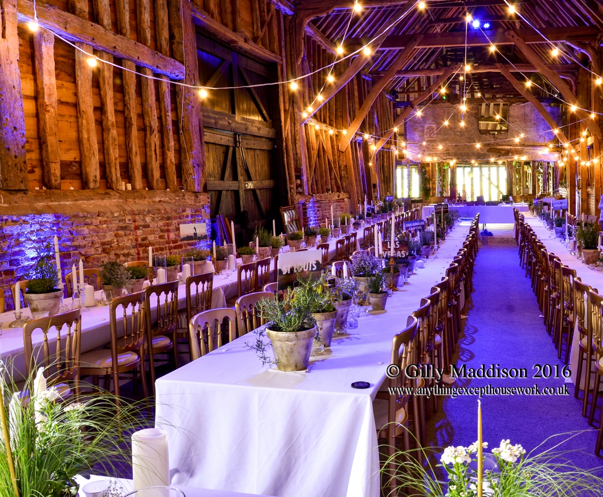 Suffolk Barn May Just Be Your Dream Venue